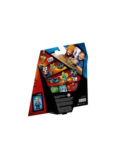 Lego LEGO Ninjago Spinjitzu Çarpışması Jay Renkli